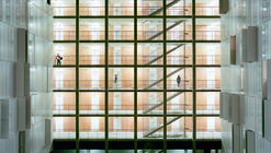 Résidence Universitaire Olympe de Gouges / ppa architectures