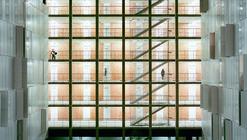 Moradia Estudantil Olympe de Gouges / ppa architectures