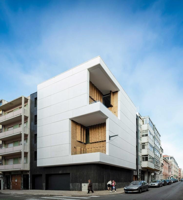 Campo de Ourique 70 Building / Fragmentos de Arquitectura, © Fernando Guerra | FG+SG