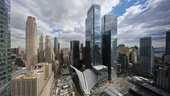 3 World Trade Center / Rogers Stirk Harbour + Partners