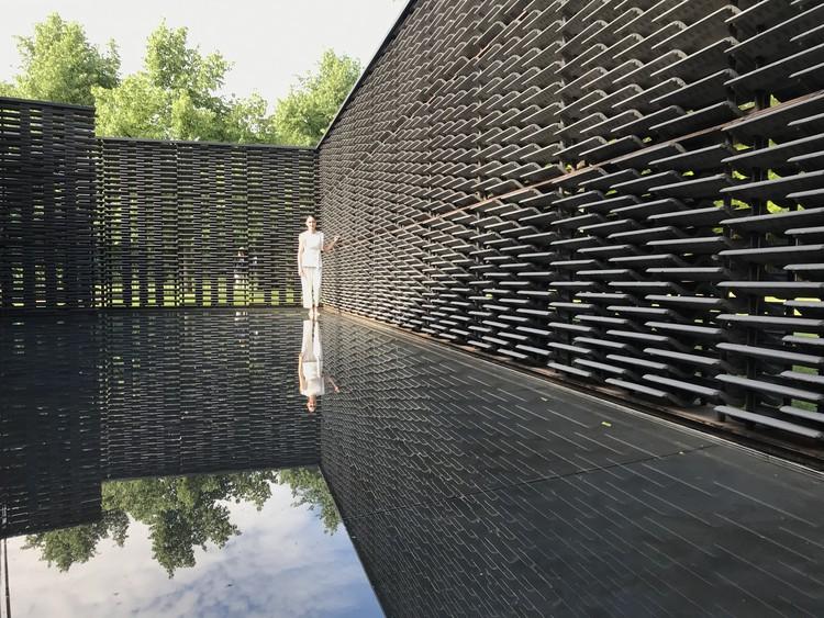 Frida Escobedo sobre Serpentine Pavilion 2018: 'La arquitectura mexicana es un conjunto de superposiciones', © Vanessa Vielma