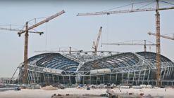 Así avanza la construcción de los estadios mundialistas de Qatar 2022
