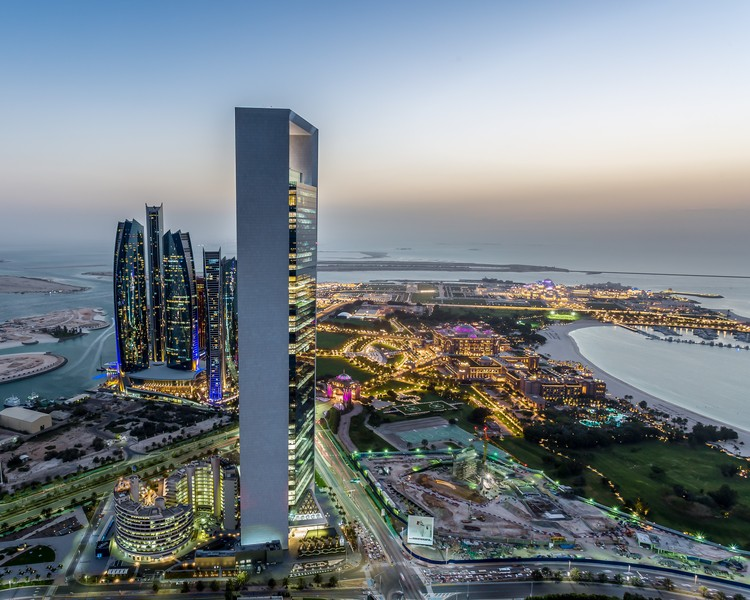 Abu Dhabi National Oil Company Headquarters / HOK, © Mohammed Al Janabi