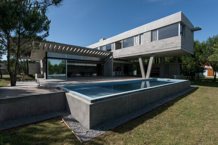 Casa AYYA / Estudio Galera, © Diego Medina