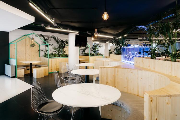 Creación de Oficinas para Badiapp / Meta-studio, © Aitor Estevez / Julien Drapier