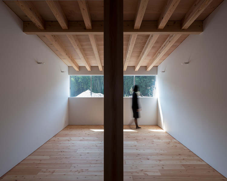 House in Takatori / Tatsunori Kakuno/ tatta architects, © Tetsuya Yashiro