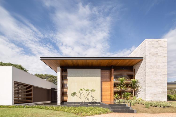 Casa Oásis / Esquadra Arquitetos + Yi Arquitetos, © Joana França