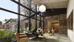 UChicago Child Development Center Stony Island / Wheeler Kearns Architects
