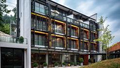 六甲酒店 / MODULO architects