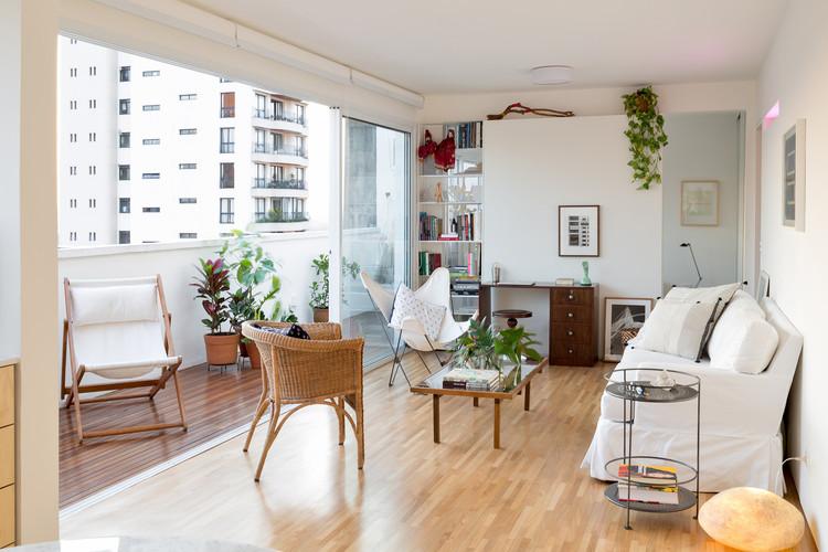 Apartamento NU / Estúdio DEIXA, © Daniela Ometto