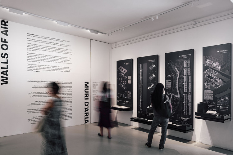 Pavilhão do Brasil na Bienal de Veneza 2018: Muros de Ar - Os limites dos objetos, © Imagen Subliminal