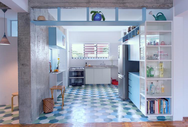 Apartamento TOM / Estúdio DEIXA, © Fabio Matuzawa