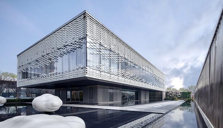 Hangzhou Dowell · Life Style Center / Shanghai Tianhua Architecture Planning & Engineering, © Jianghe Zeng