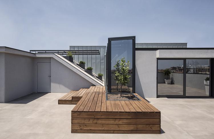 CAM Ampliamento residenziale / ACA Amore Campione Architettura, Courtesy of ACA Amore Campione Architettura
