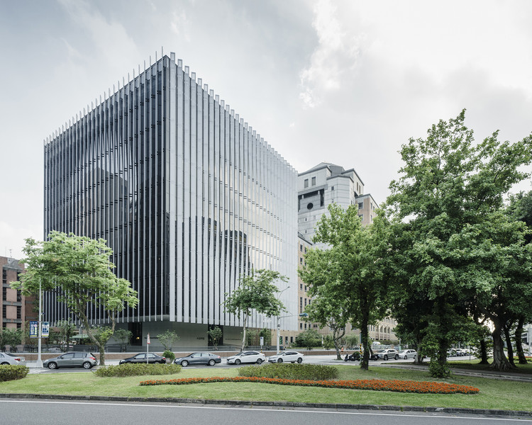 NTU Cosmology Hall / KRIS YAO | ARTECH, NTU Cosmology Hall. Image © Shawn Liu Studio