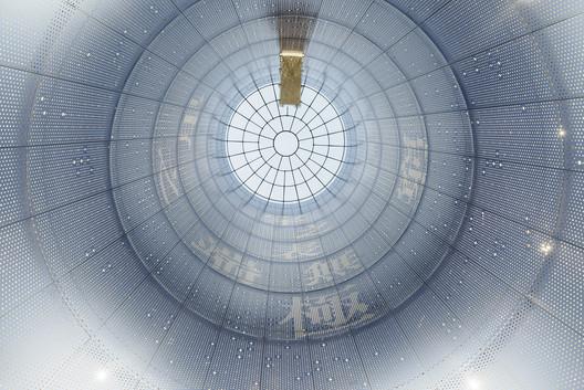 Atrium. Image © Shawn Liu, Kyle Yu