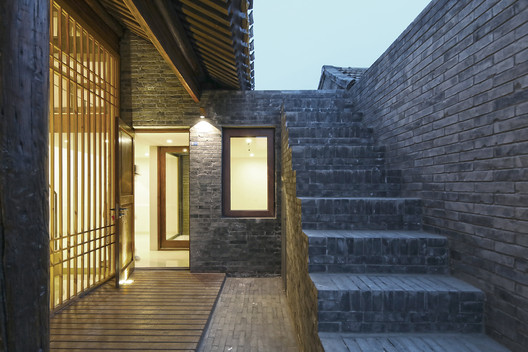 Exterior Staircase. Image Courtesy of hyperSity