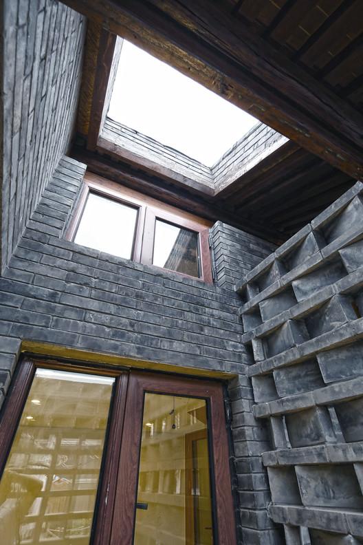Small Courtyard Atrium . Image Courtesy of hyperSity