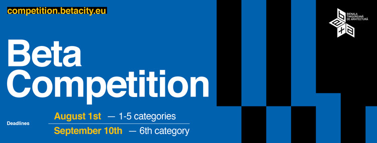 OPEN CALL: BETA 2018 Competition