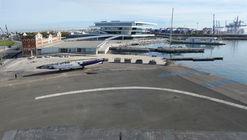 Concurso de ideas: diseño de un skatepark y de la urbanización de su entorno en València