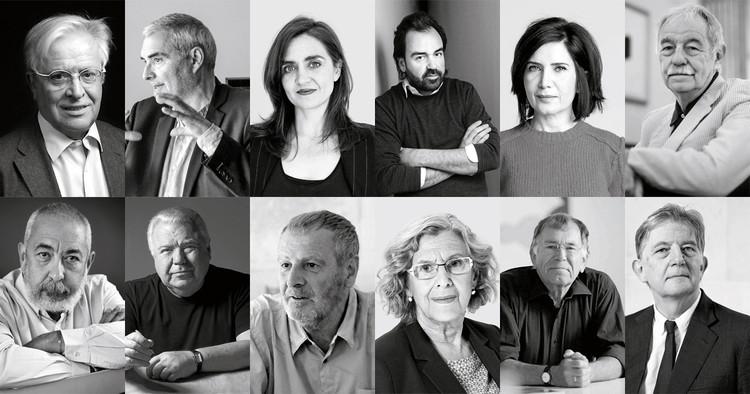 """Francisco Mangado inaugura el V Congreso de Arquitectura y Sociedad: """"la calidad de la ciudad no es un lujo, es un derecho"""", Protagonistas del V Congreso Internacional de Arquitectura y Sociedad. Image Cortesía de Fundación Arquitectura y sociedad"""