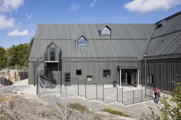 Långbrodalskolan / NIRAS Arkitekter, © Anders Fredriksen