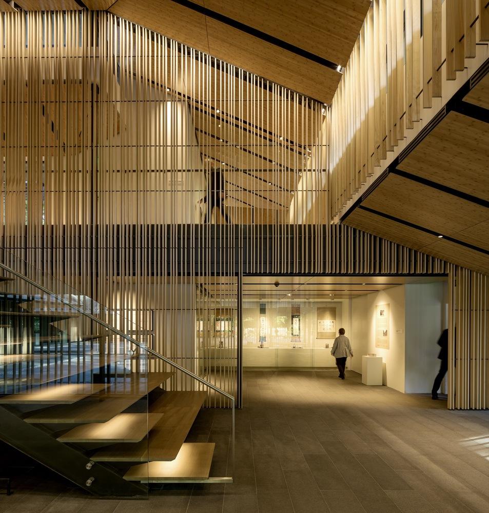 Gallery of Portland Japanese Garden Cultural Village / Kengo Kuma ...