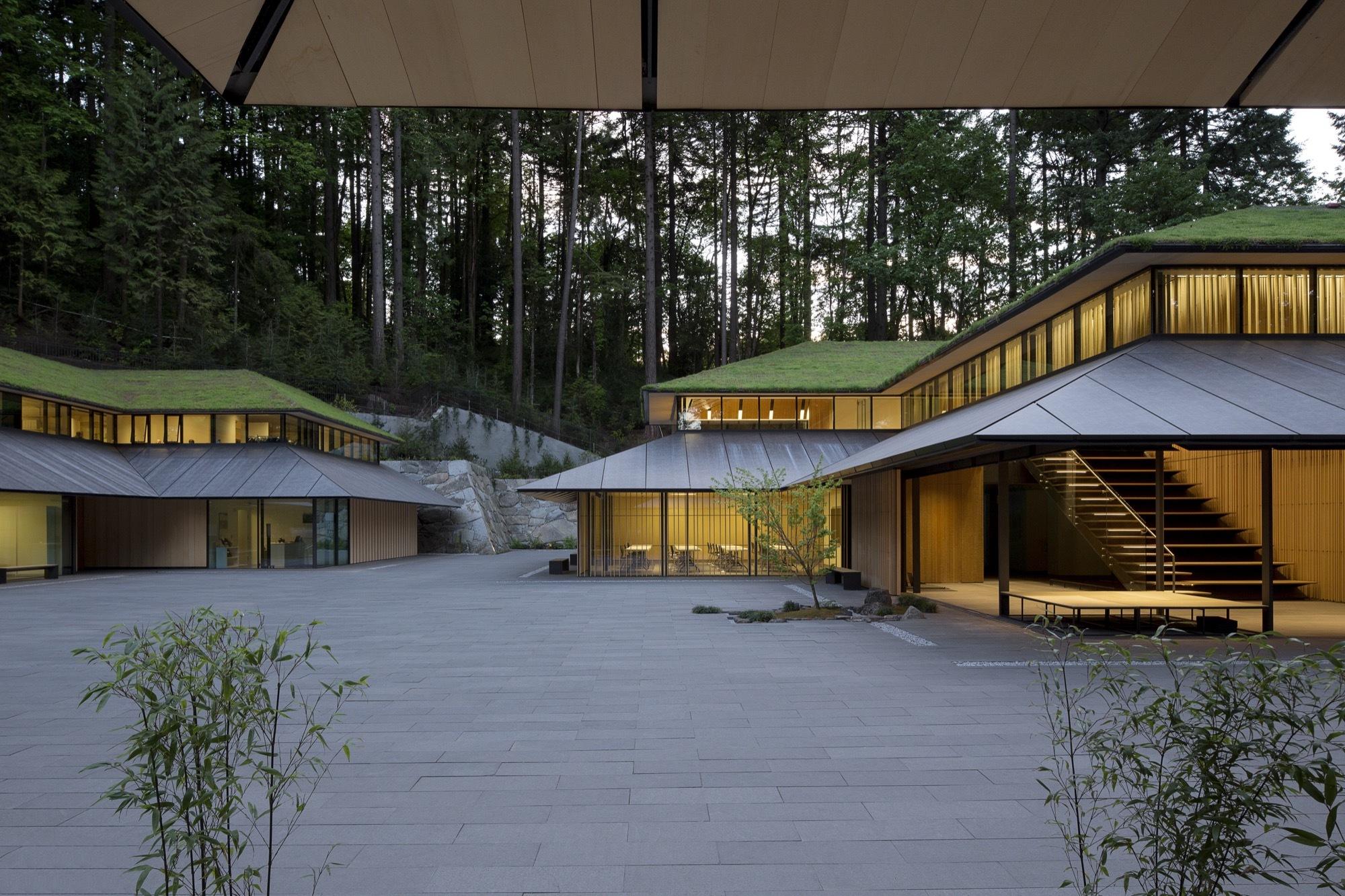 Japanese Garden Architecture
