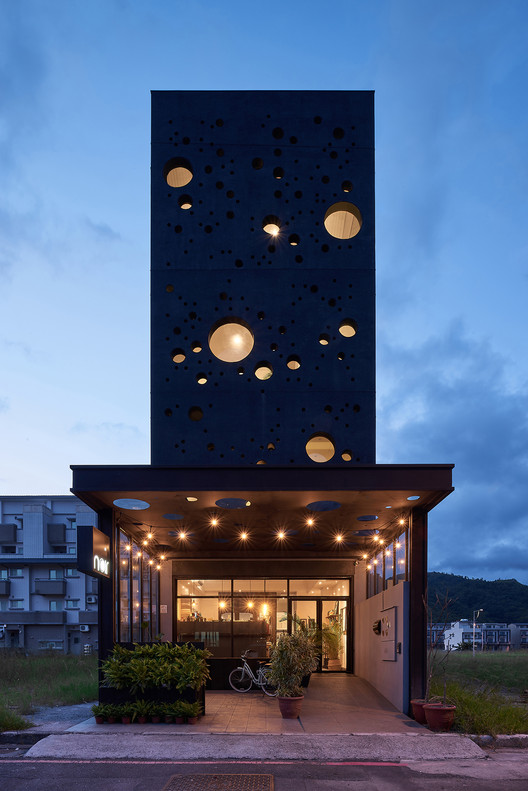 Pousada Onyx / Emerge Architects, Cortesia de Emerge Architects