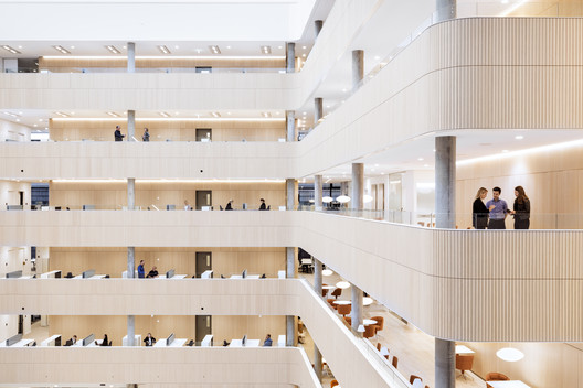 Copenhagen Office Hub on Amerika Plads / PLH Arkitekter