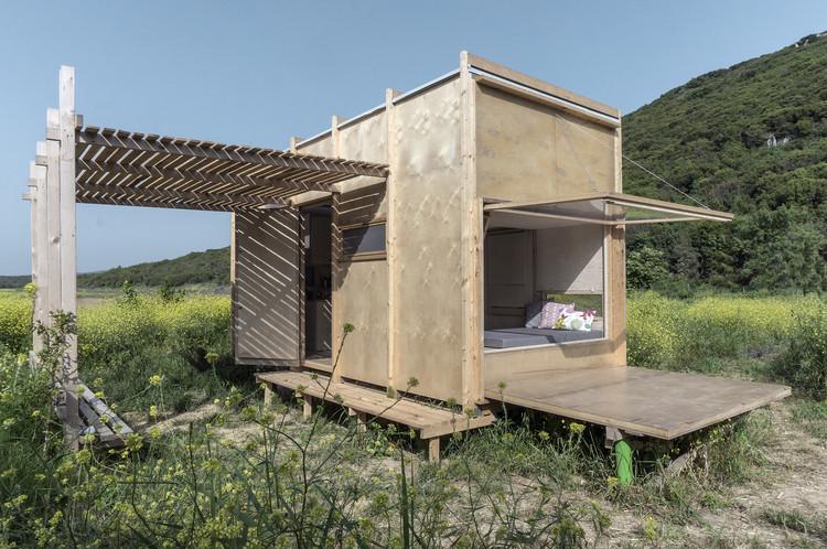 Cabin on the Border / SO? Architecture&Ideas, Courtesy of SO?