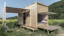 Cabin on the Border / SO? Architecture&Ideas