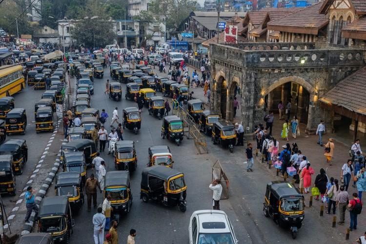 As transformações previstas para o mundo urbano até 2050, Índia é um dos países com maior projeção de crescimento. Image © Aashim Tyagi/ WRI India