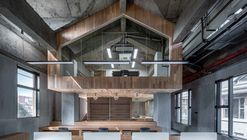 Zhongshan Road CoWorking Space / VARY DESIGN