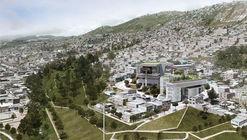 López Montoya Arquitectos, mención honrosa en concurso del futuro SuperCADE Manitas en Ciudad Bolívar, Colombia