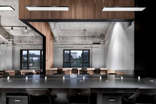 Coworking Space in Building. Image © ARCHEXIST