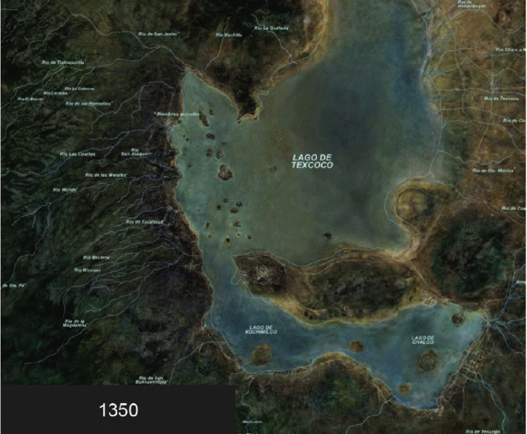 Sobre las sequías e inundaciones del negado lago de la Ciudad de México, © Solving Mexico City's cataclysmic cycle of drowning, drying, and sinking. Vía QUARTZ
