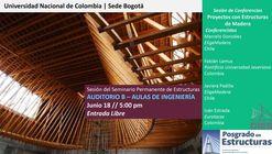 Seminario sobre estructuras de madera