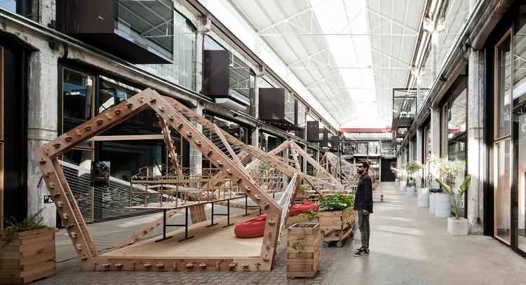 PENTA: proyecto colaborativo de estudiantes a escala real de fabricación digital, © Marcos Guiponi