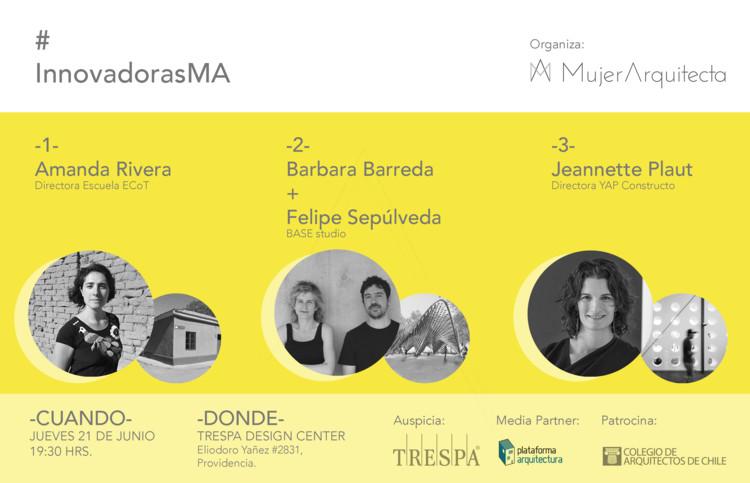 Panel #InnovadorasMA, Equipo #MujerArquitectA