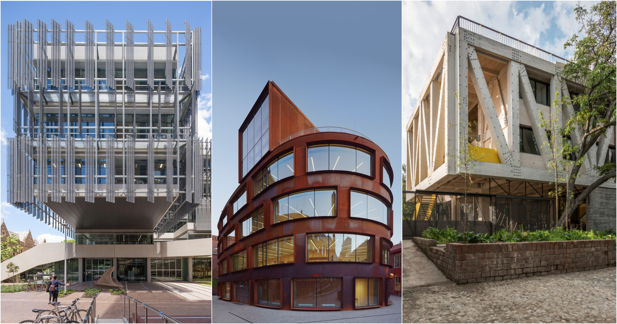 15 Inspiring Architecture School Buildings From Around The