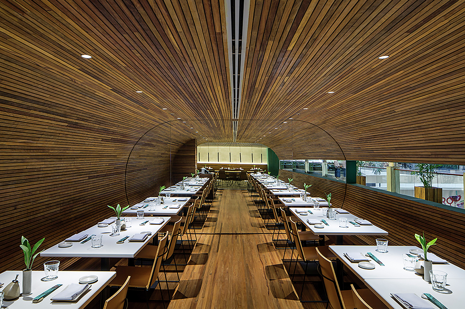 Sushi Bar Designs: 10 Restaurant Interiors Around the World