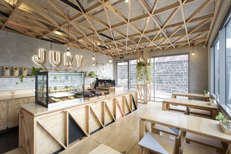 Small Cafe Designs: 20 Aspirational Examples in Plan ...