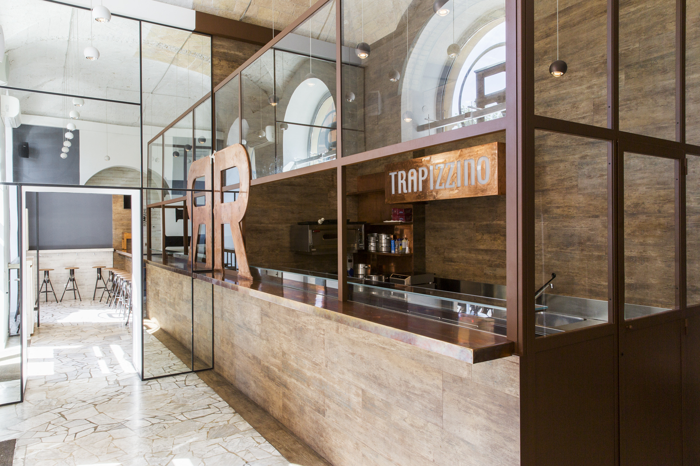 Gallery of Small Cafe Designs: 20 Aspirational Examples in ...