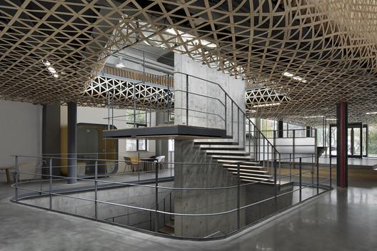 Sede global de Mafengwo / SYN Architects