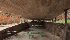 Capilla de Cerrito - Capilla San Miguel Arcángel / Javier Corvalán + Laboratorio de Arquitectura