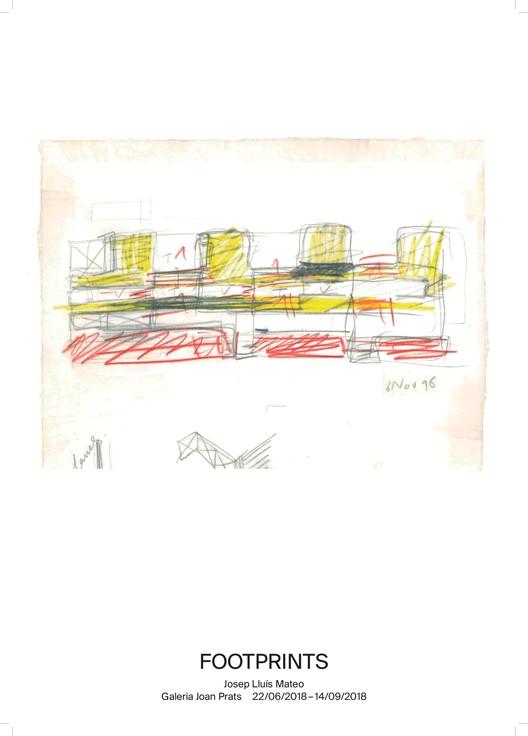 Footprints, la primera exposición de Josep Lluís Mateo