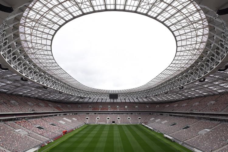 Luzhniki Stadium / SPEECH, © Ilya Ivanov