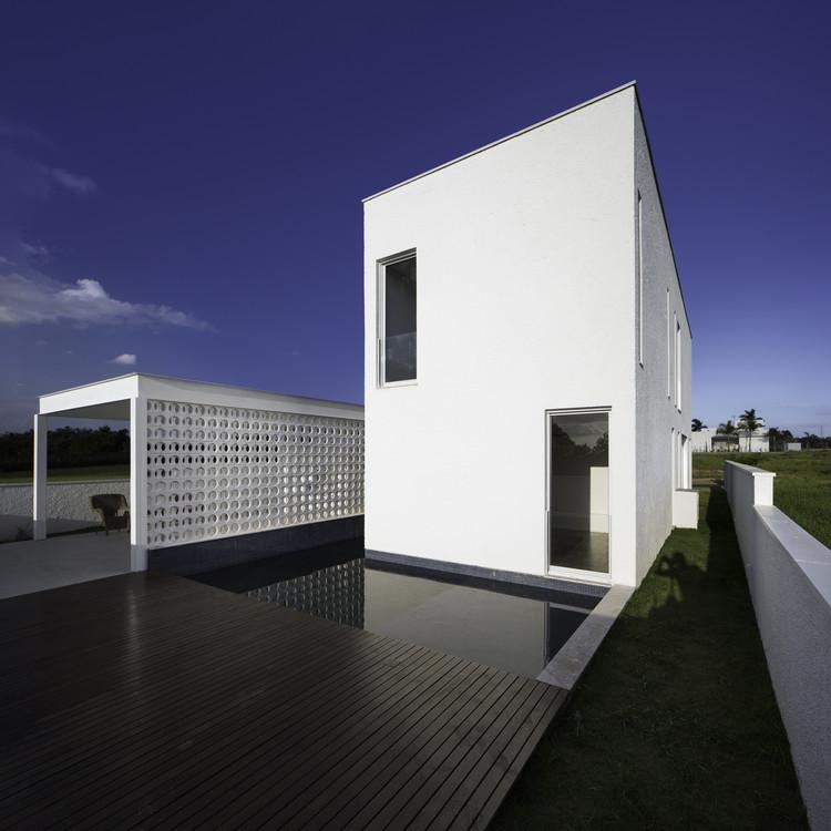 Casa DentroFora / Sergio Sampaio Arquitetura + Planejamento, © André Scarpa
