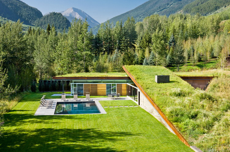 House in the Mountains / Gluck+, © Steve Mundinger